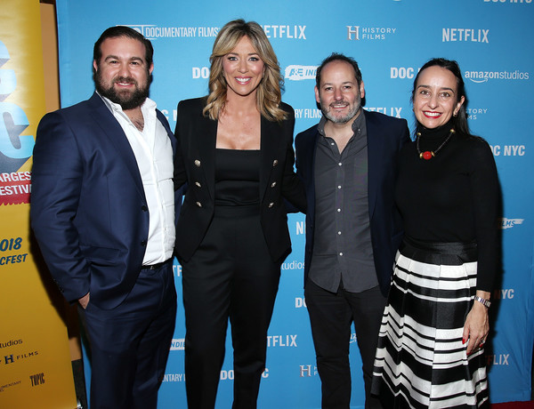 'This Changes Everything' New York Premiere At DOC NYC
