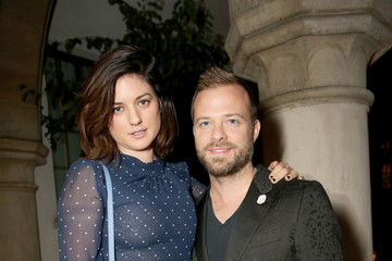 Ilaria Urbinati Simon Spurr Hosts an Intimate Dinner