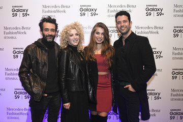 Ilay Erkok Mercedes-Benz Fashion Week Istanbul Opening Night By Samsung