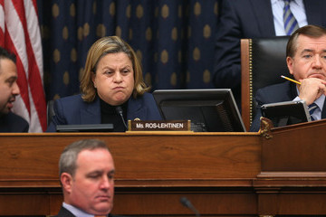 Ileana Ros-Lehtinen House Foreign Affairs Committee Holds Hearing