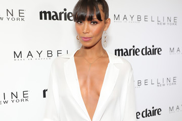 Ilfenesh Hadera Marie Claire Celebrates 'Fresh Faces' with an Event Sponsored by Maybelline - Arrivals