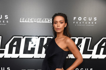 Ilfenesh Hadera 'BlacKkKlansman' New York Premiere - Red Carpet