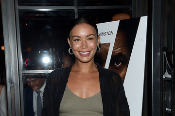 Ilfenesh Hadera 'The Equalizer 2' New York Screening