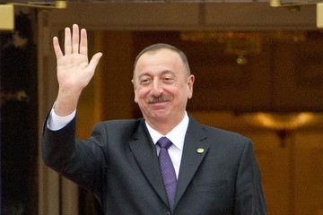 Ilham Aliyev World Leaders Gather For Nuclear Security Summit
