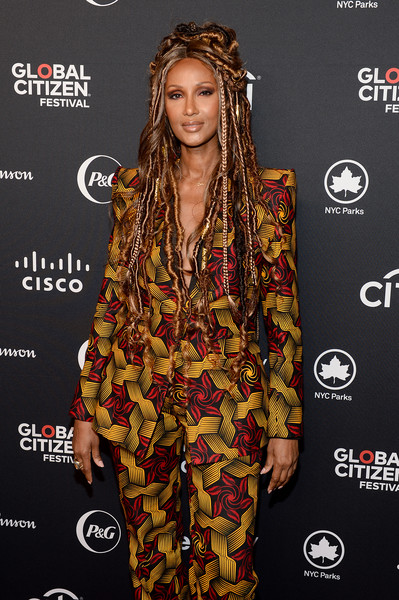 2019 Global Citizen Festival: Power The Movement – Red Carpet And Backstage