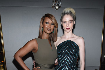 Iman Harper's BAZAAR 150th Anniversary Event Presented With Tiffany & Co at The Rainbow Room - Inside