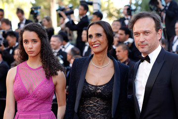 Iman Perez 'Ismael's Ghosts (Les Fantomes d'Ismael)' and Opening Gala Red Carpet Arrivals - The 70th Annual Cannes Film Festival