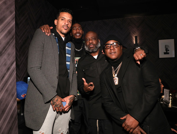 Luxury Watchmaker Roger Dubuis Hosts NBA All-Star Dinner