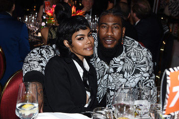 Iman Shumpert 28th Annual Elton John AIDS Foundation Academy Awards Viewing Party Sponsored By IMDb, Neuro Drinks And Walmart - Inside