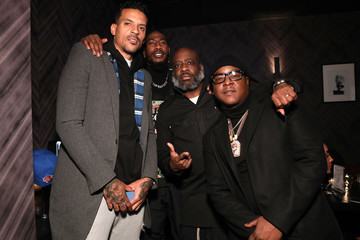 Iman Shumpert Luxury Watchmaker Roger Dubuis Hosts NBA All-Star Dinner