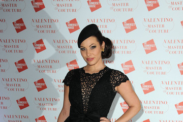 Immodesty blaize Valentino: Master Of Couture: VIP View - Arrivals