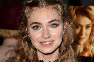 Imogen Poots Stars Arrive for the Premiere of Lionsgate's 'She's Funny That Way'