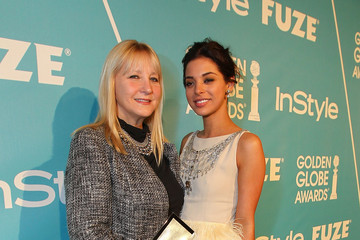 Arlene Mantegna InStyle and the Hollywood Foreign Press Association Host Miss Golden Globes Party