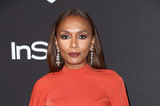 Janet Mock attends the InStyle And Warner Bros. Golden Globes After Party 2019 at The Beverly Hilton Hotel on January 6, 2019 in Beverly Hills, California.