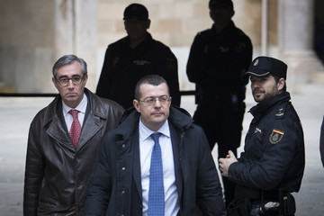 Inaki Urdangarin Spainish King's Brother-in-Law to Remain Free Without Bail