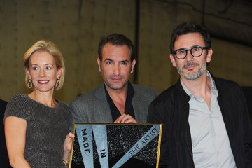 """Penelope Ann Miller Jean Dujardin Inaugural Presentation Of The LA City Council's """"Made In Hollywood"""" Commendation Presented To """"The Artist"""""""