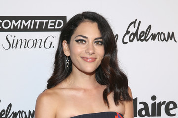 Inbar Lavi Marie Claire Celebrates Fifth Annual 'Fresh Faces' in Hollywood With SheaMoisture, Simon G. And Sam Edelman - Arrivals