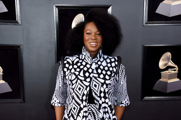 India.Arie 60th Annual GRAMMY Awards - Arrivals