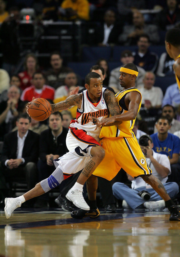 huge discount 8306b fb8cd Monta Ellis and T.J. Ford Photos Photos - Indiana Pacers v ...
