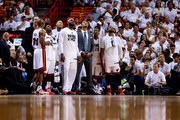 Dwyane Wade and Ray Allen Photos Photo