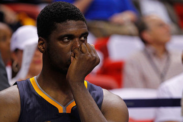Roy Hibbert Indiana Pacers v Miami Heat - Game Five