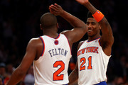 Raymond Felton and Iman Shumpert Photos Photo