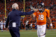Peyton Manning and John Fox Photos Photo