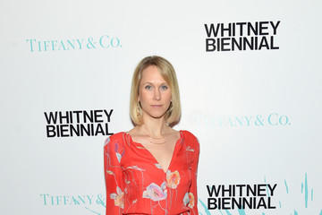 Indre Rockefeller Tiffany & Co Whitney Event - Arrivals