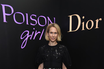 Indre Rockefeller Dior Beauty Hosts NY Poison Club With Camille Rowe