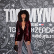 Indya Moore TOMMYNOW New York Fall 2019 - Front Row And Atmosphere