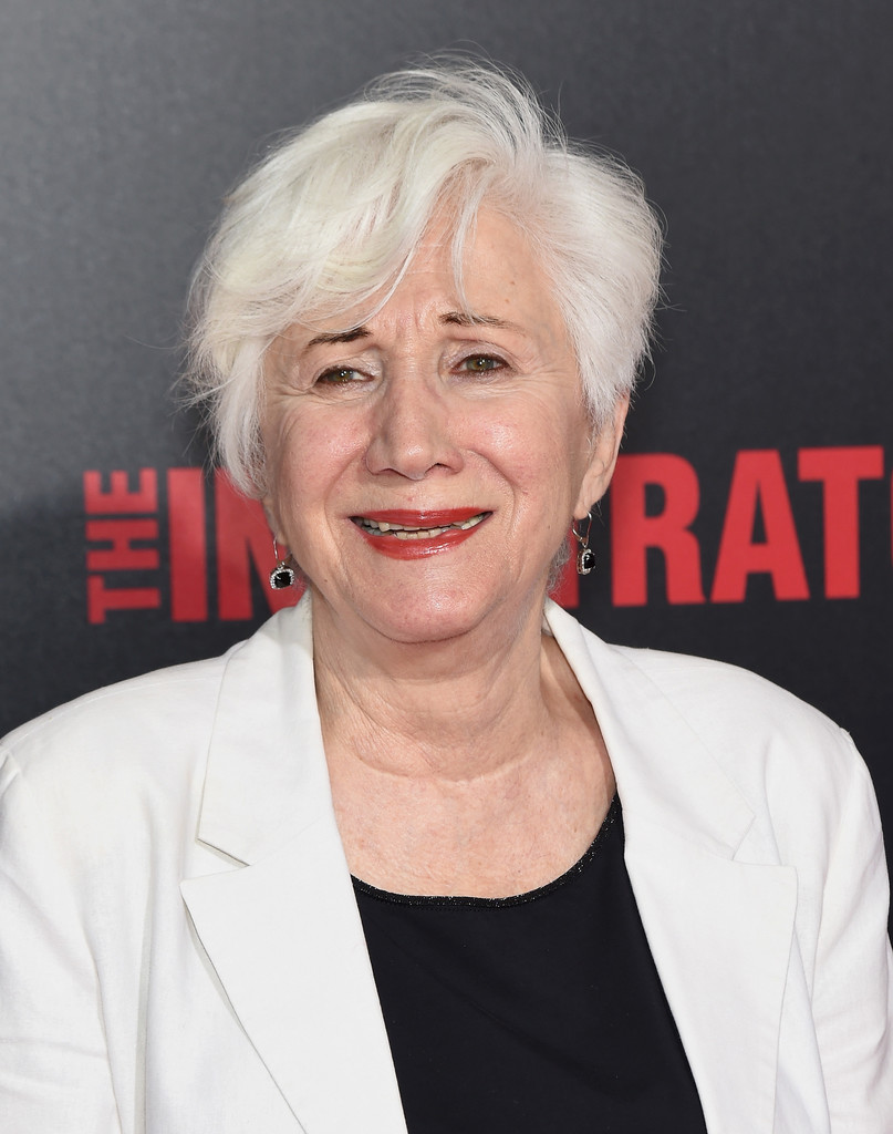 Olympia Dukakis in The Infiltrator New York Premiere