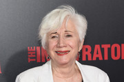 """Olympia Dukakis  attends the """"The Infiltrator"""" New York premiere at AMC Loews Lincoln Square 13 theater on July 11, 2016 in New York City."""