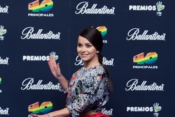 Inna 40 Principales Awards Photo Call