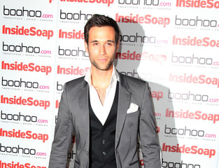Rik Makarem Inside Soap Awards - Launch Party