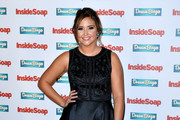 Jacqueline Jossa attends the Inside Soap Awards at The Hippodrome on October 3, 2016 in London, England.