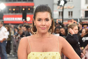 Imogen Thomas attends the World Premiere of 'The Intent 2: The Come Up' at Cineworld Leicester Square on September 19, 2018 in London, England.