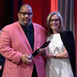 Meredith Vieira and Dawoud Bey Photos
