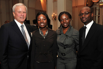 Diamond Torbor International Rescue Committee Hosts Annual Freedom Award Benefit Event - Inside