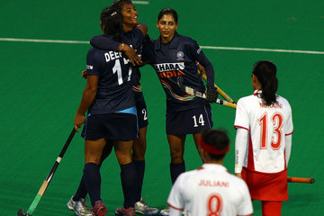 Ritu Rani International Superseries - Day 1
