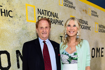 Irena Medavoy Premiere Of National Geographic's 'The Long Road Home' - Red Carpet
