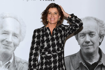 Irene Jacob Tribute To The Brothers Jean-Pierre Dardenne And Luc Dardenne At The 12th Film Festival Lumiere In Lyon