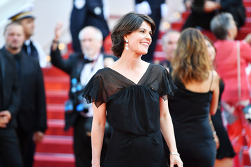 Irene Jacob Closing Ceremony Red Carpet Arrivals - The 70th Annual Cannes Film Festival