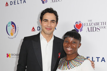 Irene Nkosi mothers2mothers and the Elizabeth Taylor AIDS Foundation Benefit Dinner at Ron Burkle's Green Acres Estate