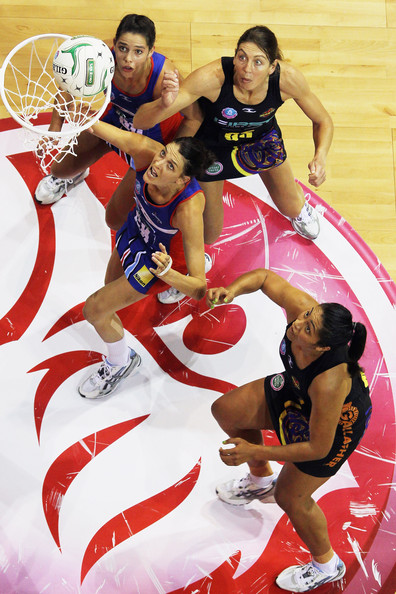 ANZ Championship Rd 2 - Waikato BOP Magic v Northern Mystics
