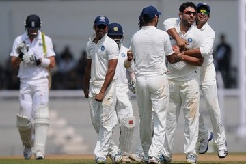 Irfan Pathan England v India 'A' - Day Two