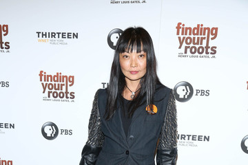 Irina Pantaeva 'Finding Your Roots' Season 2 Premiere