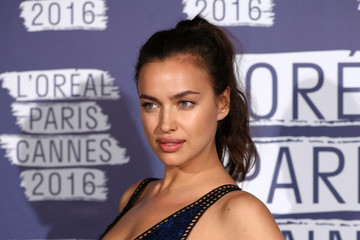 Irina Shayk L'Oreal Paris Blue Obsession Party - The 69th Annual Cannes Film Festival