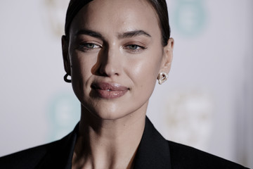 Irina Shayk EE British Academy Film Awards - Red Carpet Arrivals