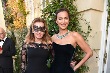 Irina Shayk Chopard Secret Night - Cocktail - The 71st Annual Cannes Film Festival