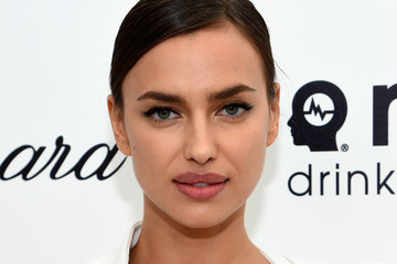 Irina Shayk Arrivals at the Elton John AIDS Foundation Oscars Viewing Party — Part 3